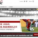 Reembolso até 10 euros no Steaua vs Sporting