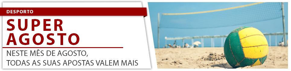 Super Agosto Betclic – até 1000 euros em bonus