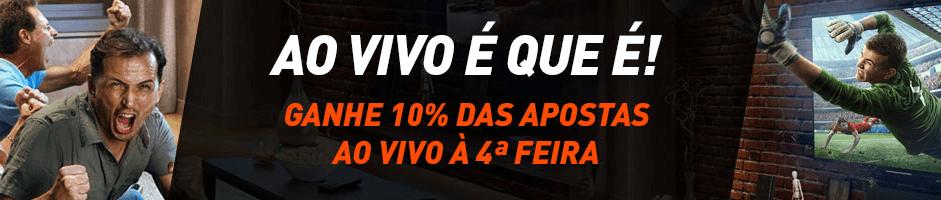 Bonus Quartas-Feiras bet.pt