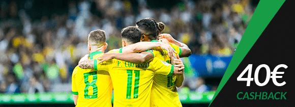 CashBack Copa América