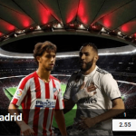 Atlético de Madrid - Real Madrid: live stream e Super Odds
