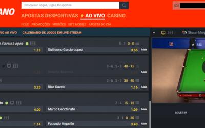 Live Stream Betano: futebol em direto e muito mais
