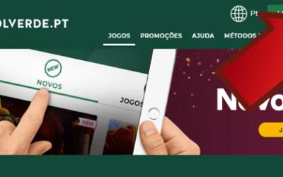 Já recebeu os seus 20€ sem depósito no Casino Solverde?