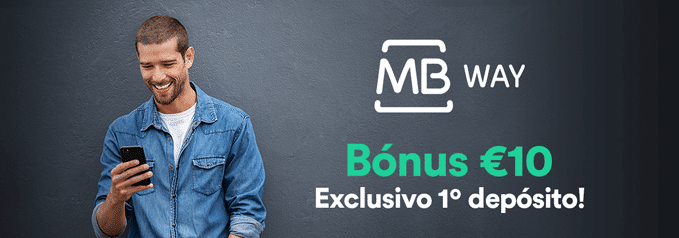 Bonus Casino Solverde para depósitos por MB WAY