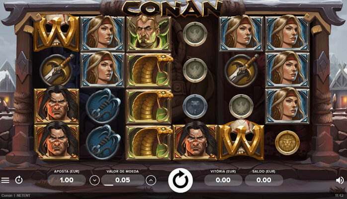 Slot machine Conan no Casino Luckia