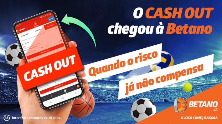 Betano Cashout Já Está Disponível