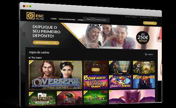 ESC Online Casino Portugal