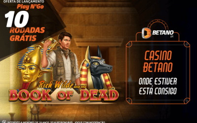Book of Dead Casino Betano