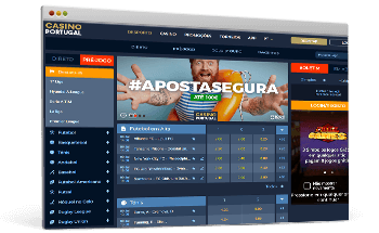 Casino Portugal apostas desportivas