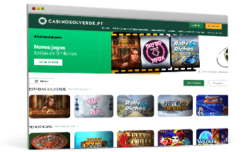 Solverde Casino Online legalizado